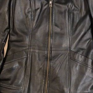 Danier Jackets & Coats - Danier 3/4 length leather coat